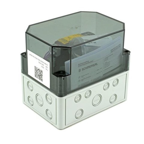 Safety relay, Meiller, SGS2, Safebox