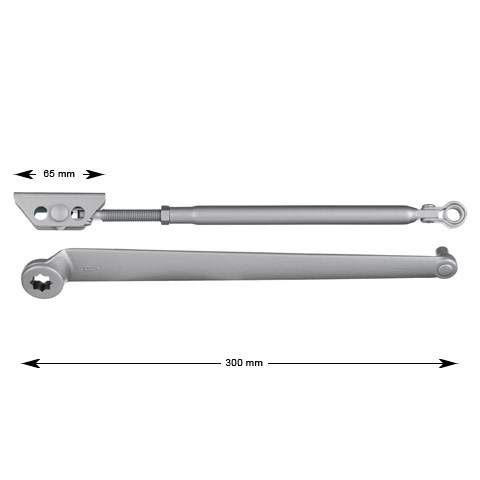 Arm for door closer standard Ryobi 3000/3550  sc 1 th 225 & Hissmekano - Door Closers \u0026 Dampers