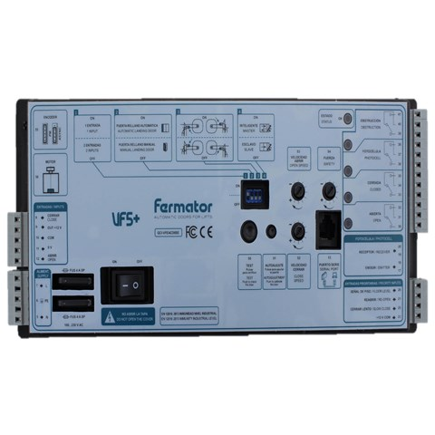 Door controller PM, Fermator VF5, left, english label