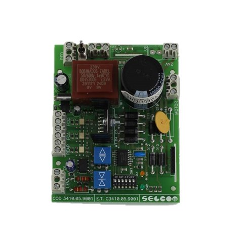 PCB, Selcom/Wittur, ECO-Bus controller, refurbishment