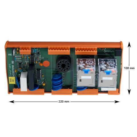 Hissmekano circuit boards modules others for Door zone module