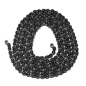 Chain with lock, 1/2x3/16, 2m