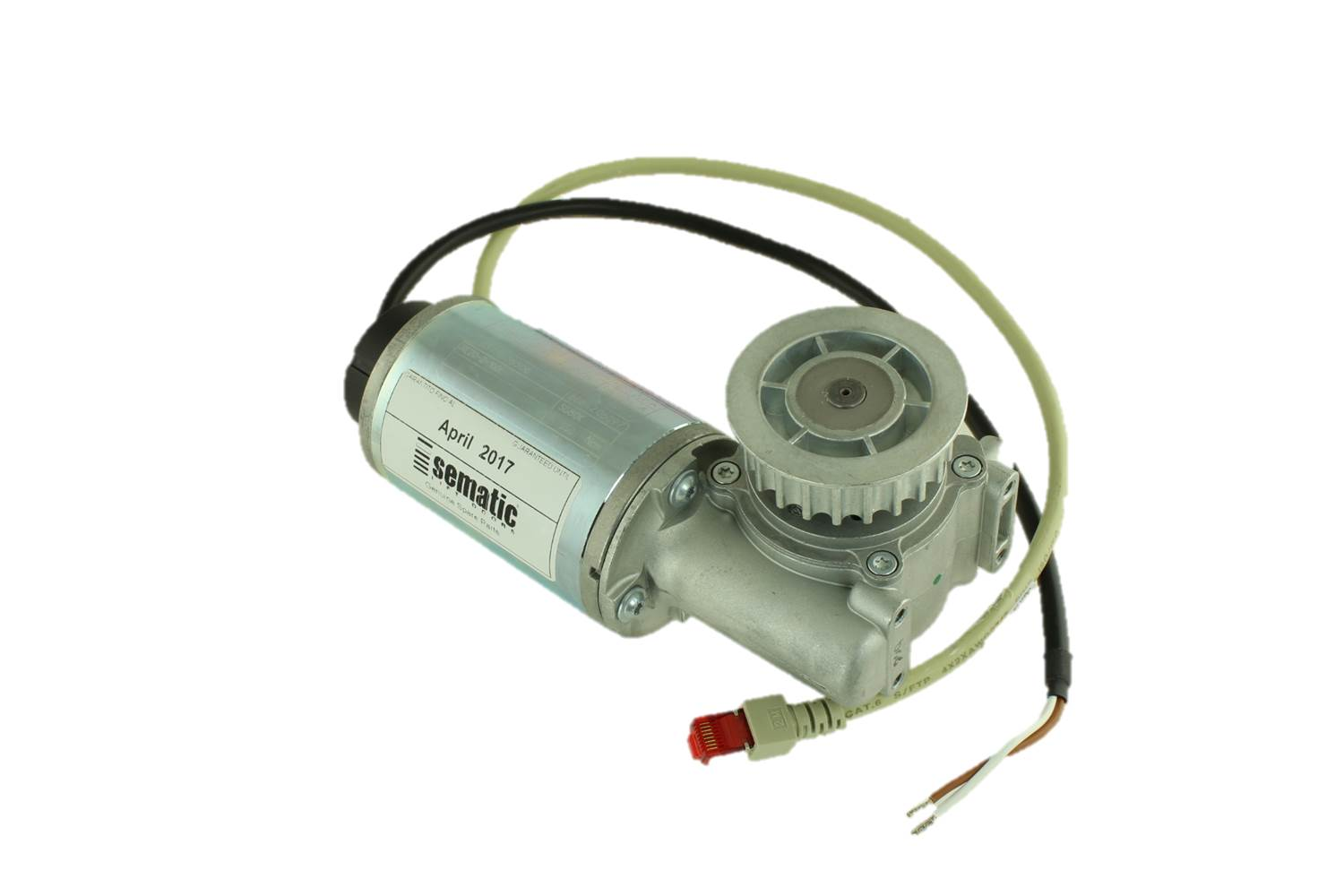 Door motor Sematic B105AANX01 500mm cable  sc 1 th 183 & Hissmekano - Door motor Sematic B105AANX01 500mm cable